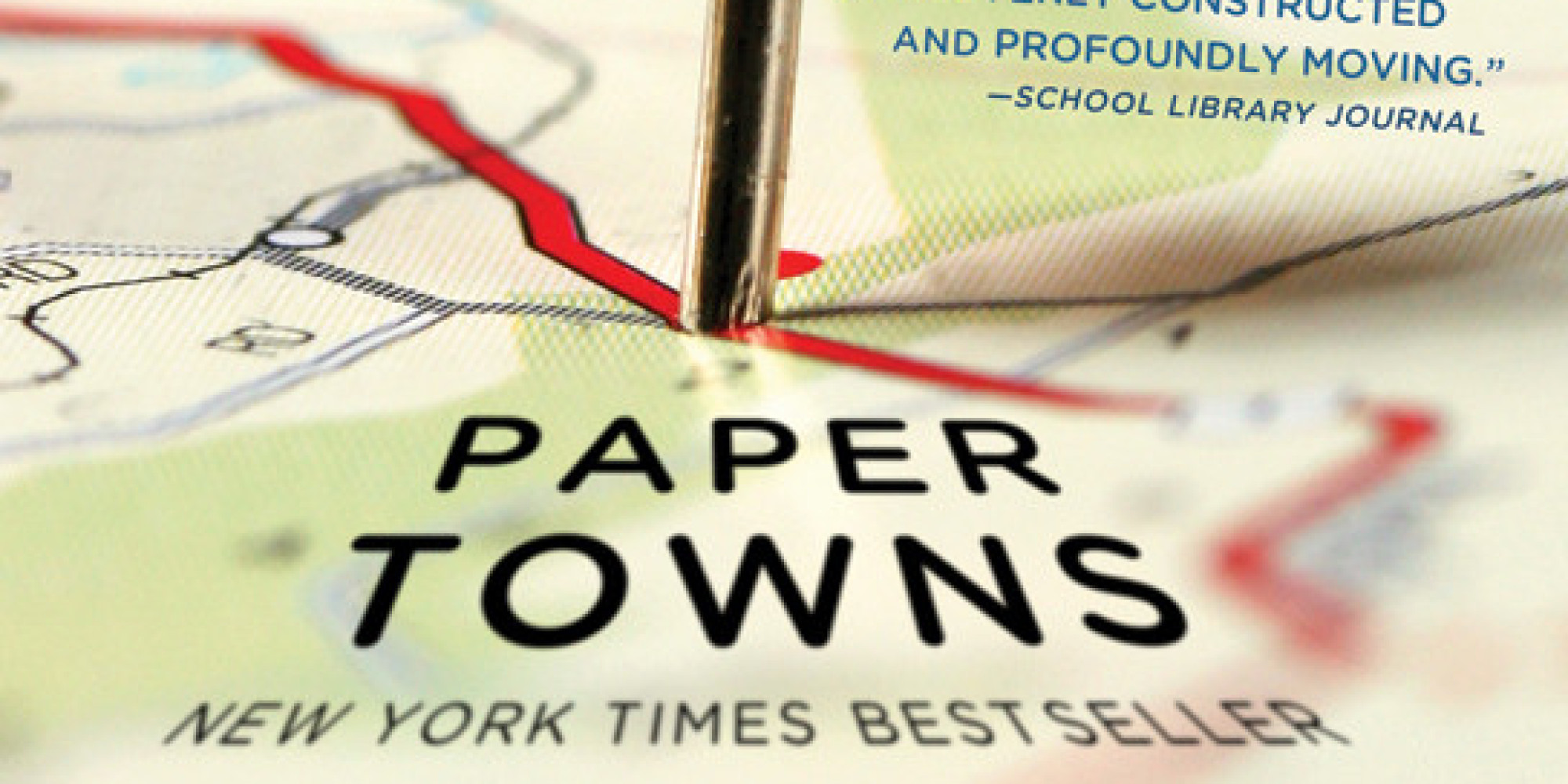 All about paper towns