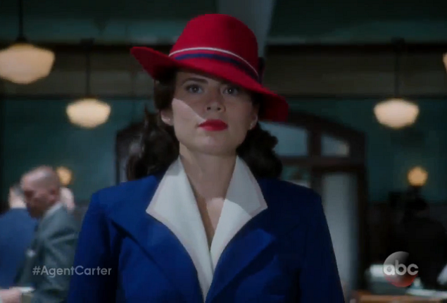 Cosplay Edition! (Part 1: Agent Carter) – Into the Void