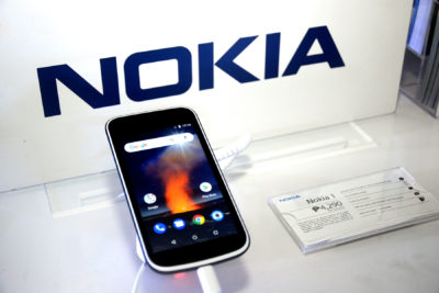 Nokia 7 at the NewSeum launch