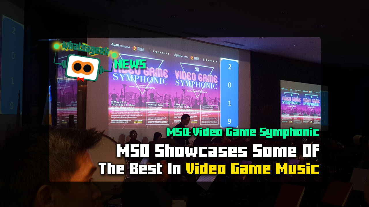 Video Game Symphonic Shows Some Of The Best In Video Game Music